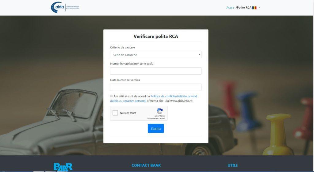 Verificare-polita-RCA