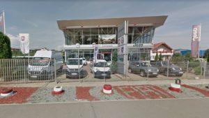 ASCET IMPORT EXPORT SRL-CALEA TURZII