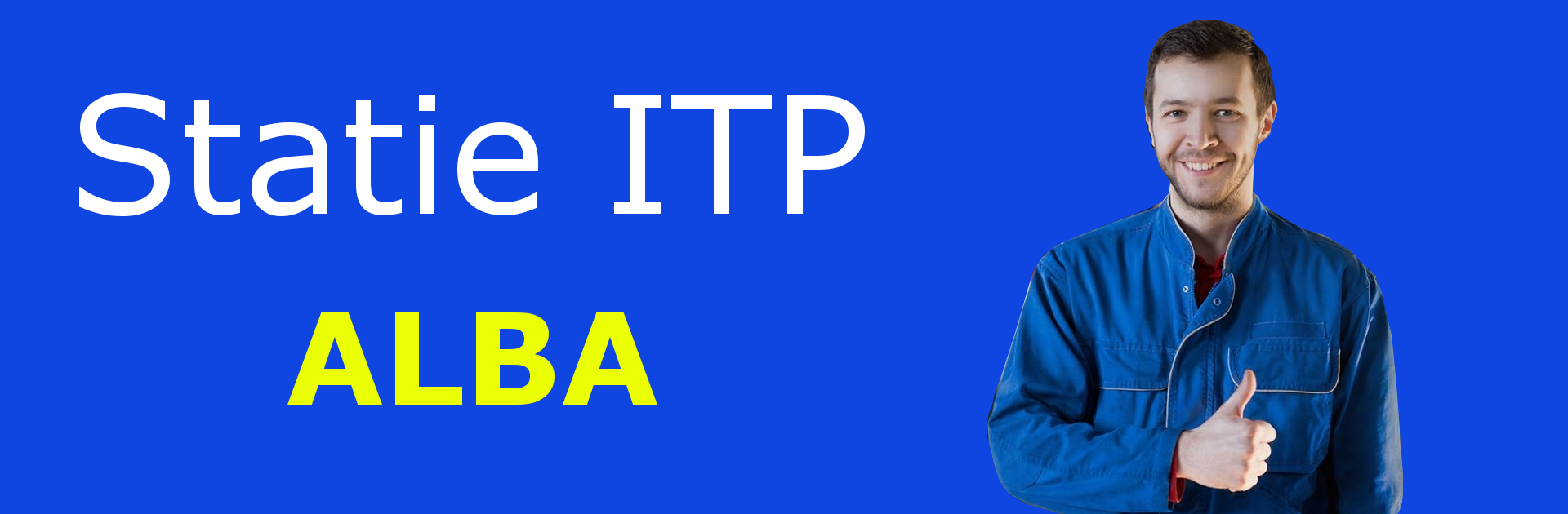 Banner ITP ALBA