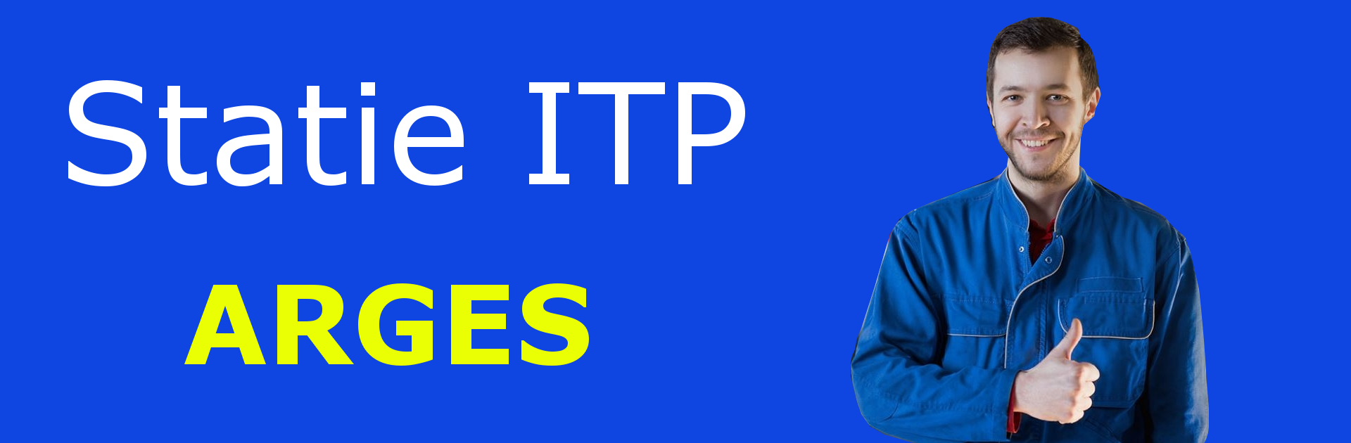 Banner ITP ARGES