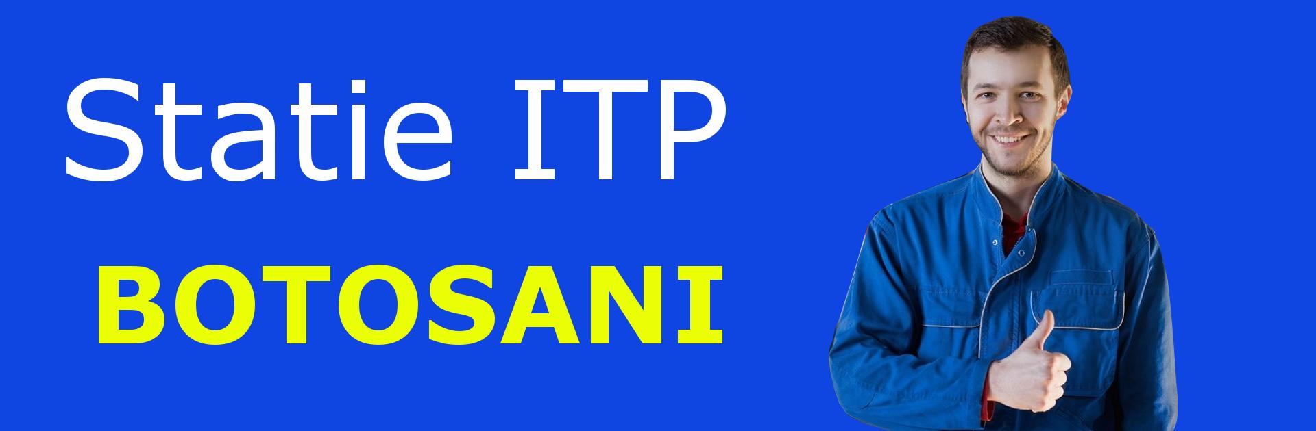 Banner ITP BOTOSANI
