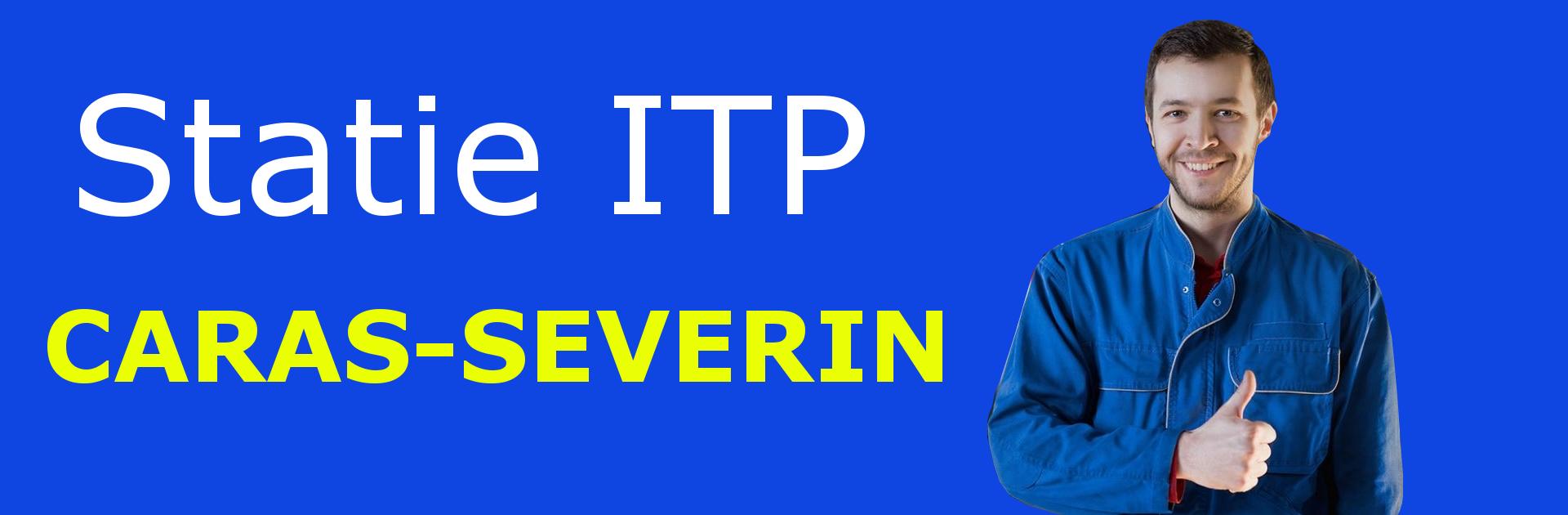 Banner ITP CARAS-SEVERIN