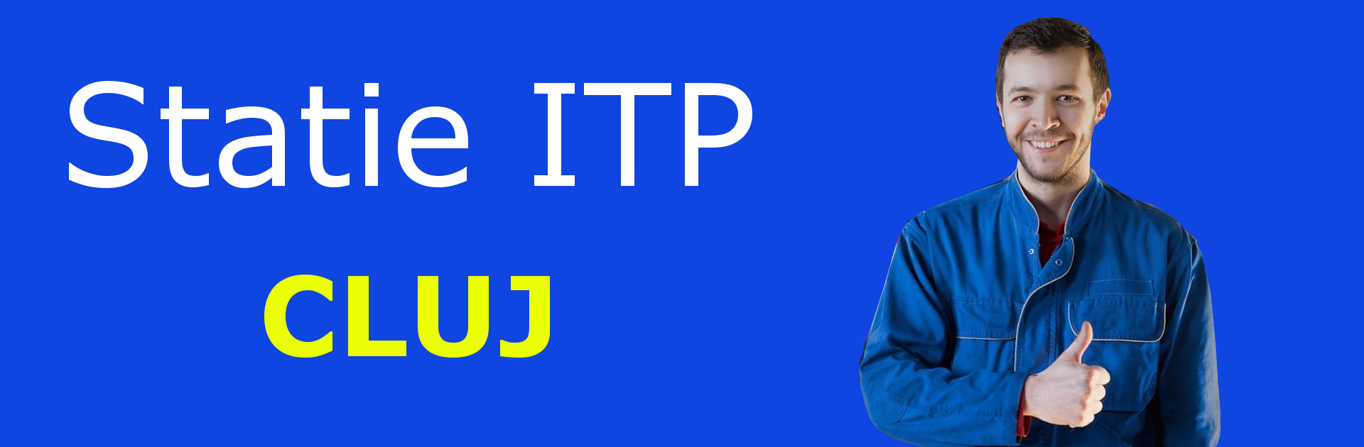 Banner ITP CLUJ