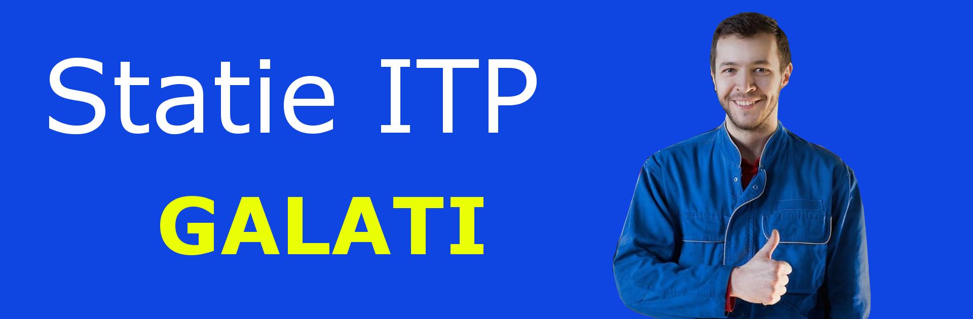 Banner ITP GALATI