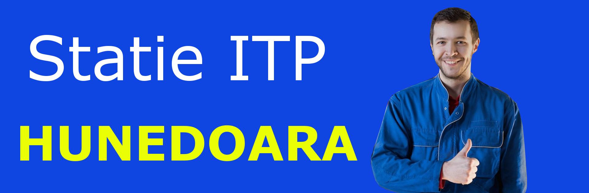 Banner ITP HUNEDOARA