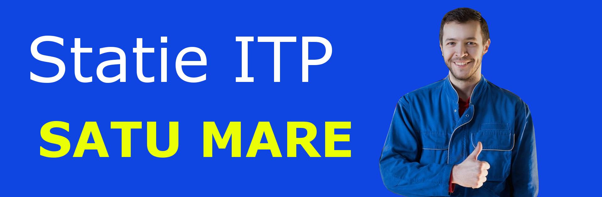 Banner ITP SATU MARE