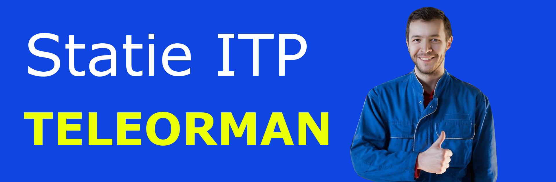 Banner ITP TELEORMAN