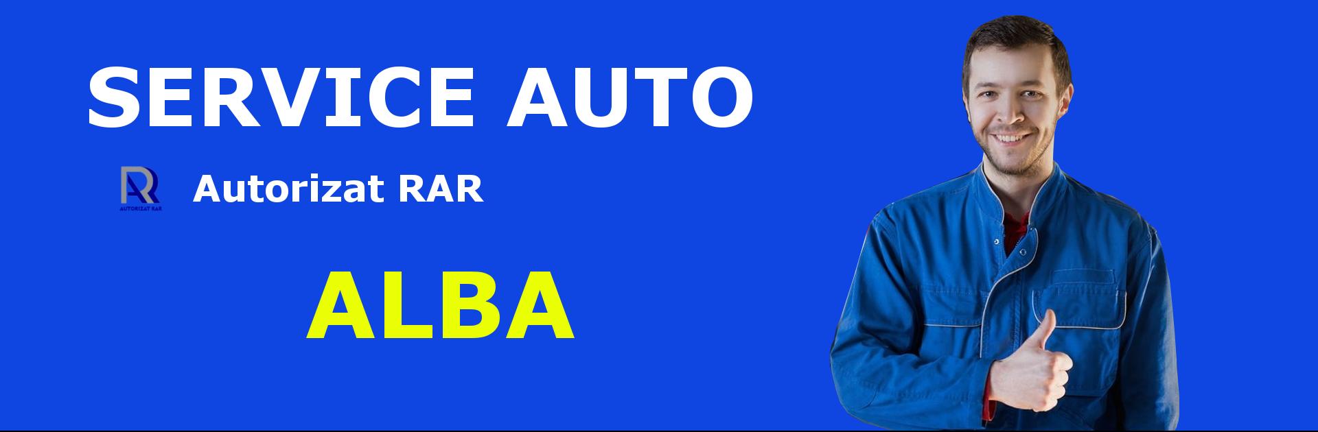 Banner service ALBA