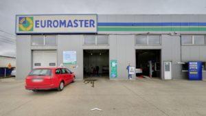 EUROMASTER TYRE & SERVICES ROMÂNIA SA BUCUREȘTI SUC. CLUJ-STR. AVRAM IANCU