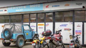 B & C MOTOSHOP GARAGE SRL - CALEA FERENTARI