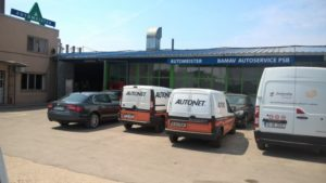 BAMAV AUTOSERVICE PSB SRL - BD. PRECIZIEI