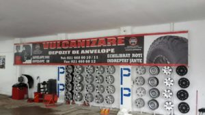GARAGE AUTOMOTIV SRL - ȘOSEAUA TURNU MĂGURELE