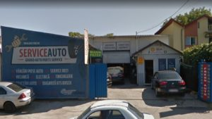 GRAND AUTO PARTS SERVICE SRL - STR. PETRICANI