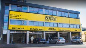 PITCAR AUTOMOTIVE HOLDING SRL - STRADA BARBU VĂCĂRESCU