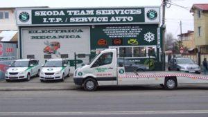 SKODA TEAM SERVICES SRL - STR. ANTIAERIANĂ