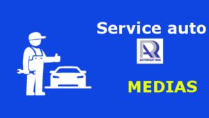 Service auto Medias