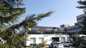 TOP LAC SERVICE COTROCENI S.R.L. - BD. TIMIȘOARA