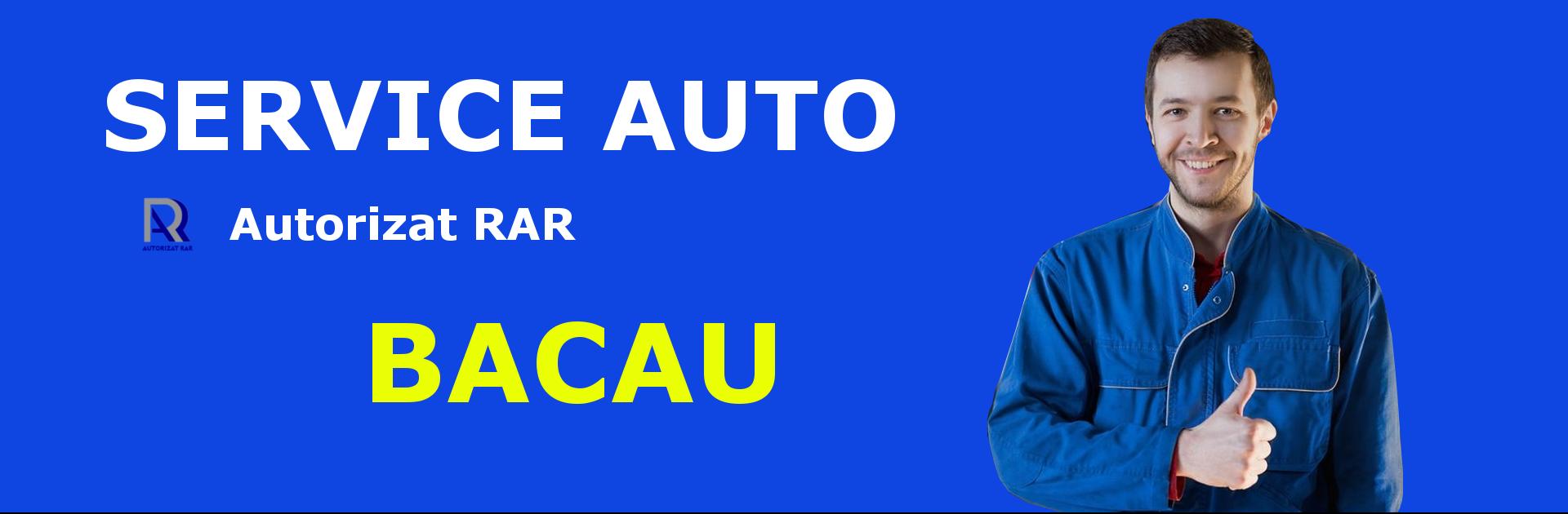 Banner service BACAU