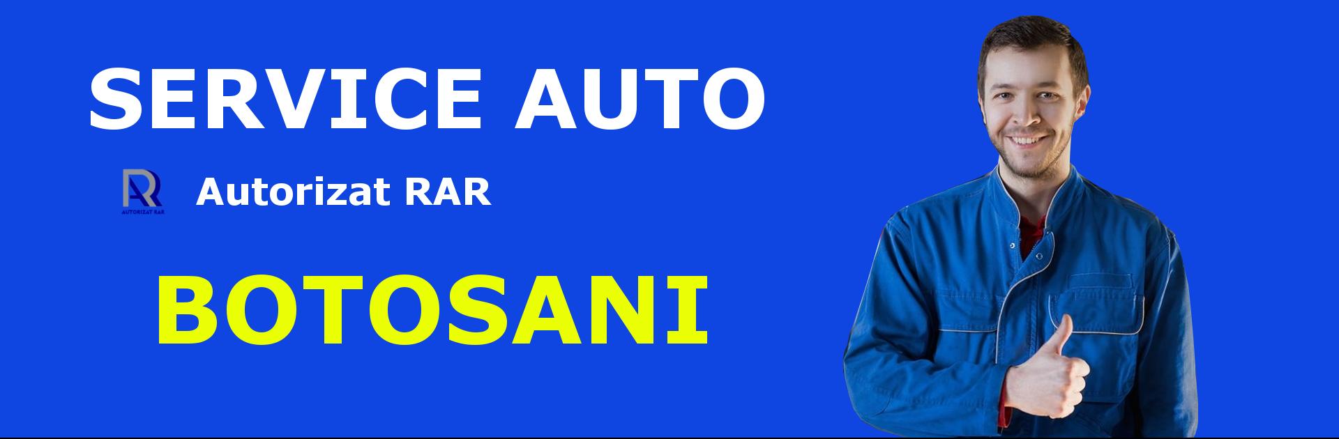Banner service BOTOSANI