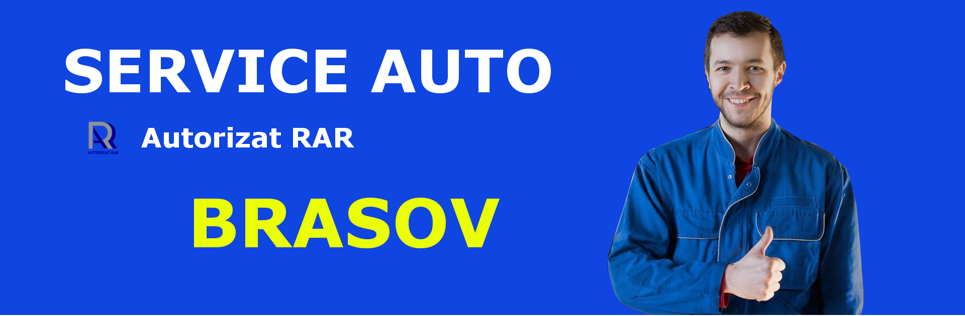 Banner service BRASOV
