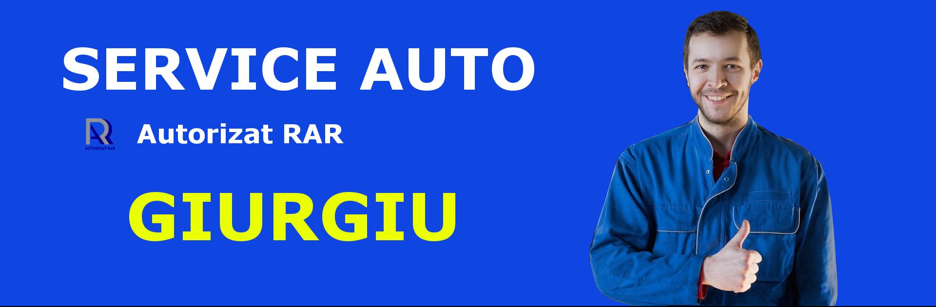 Banner service GIURGIU