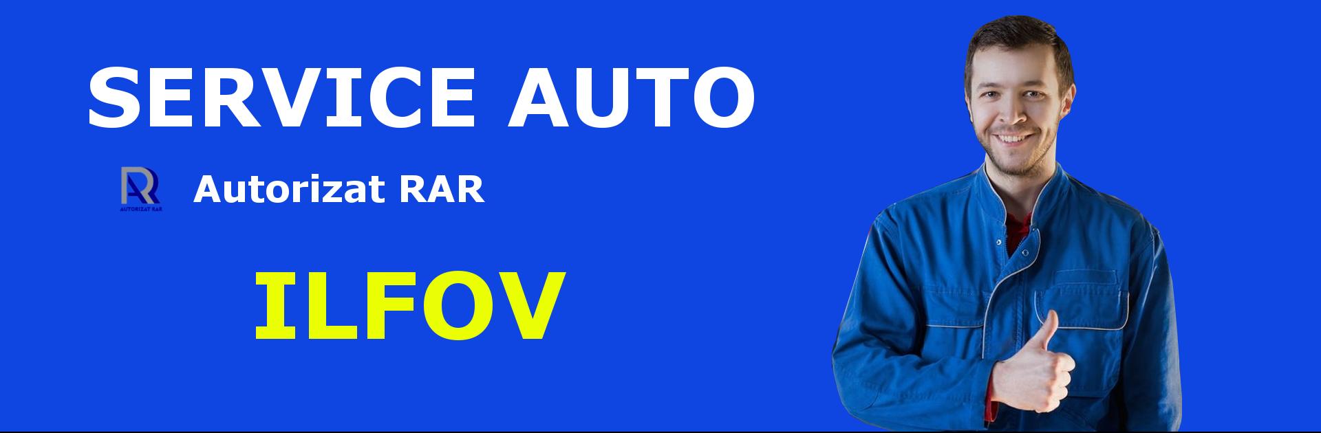 Banner service ILFOV