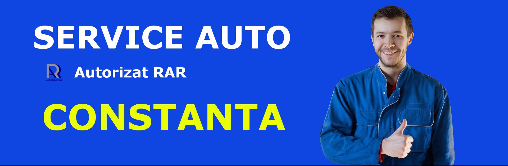 Banner service CONSTANTA