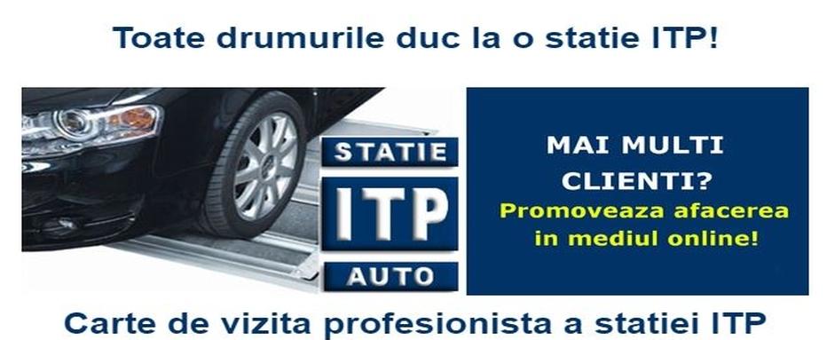 Reclama ITP site