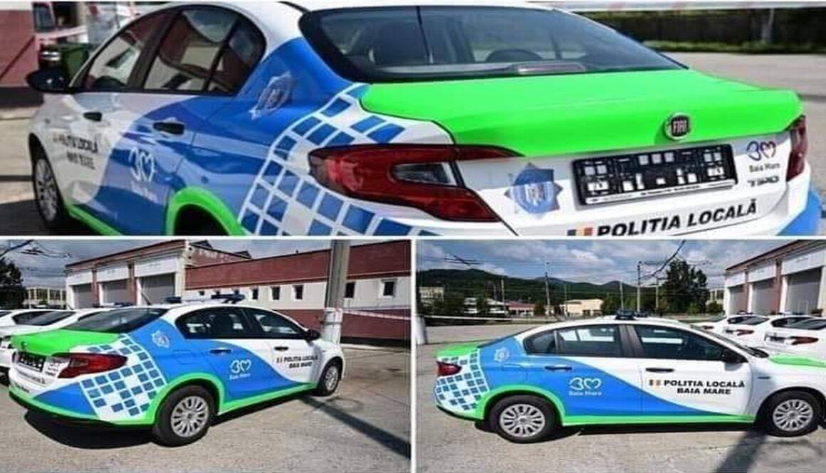 Masini Politia Locala Baia Mare 1