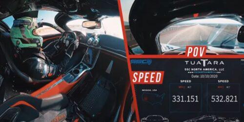 Prima masina de serie peste 500kmlh