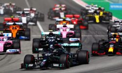 Formula 1 calendar provizoriu 2021