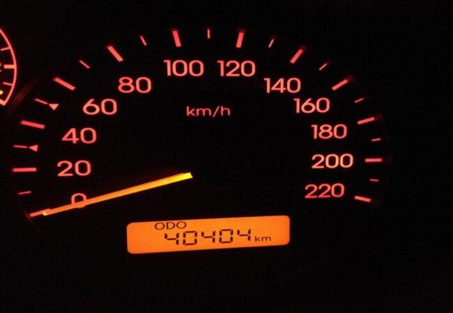 Masini SH kilometraj modificat