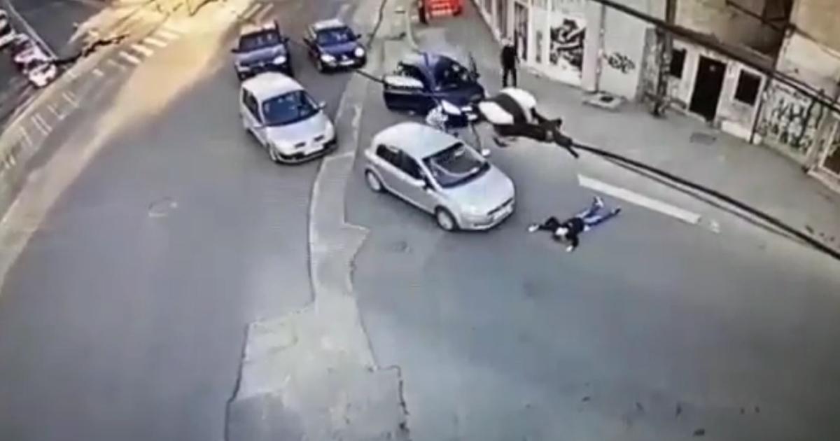 Simulare accident