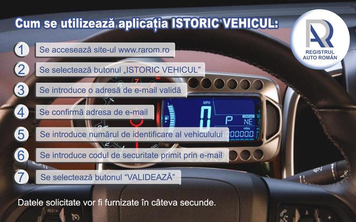 Istoric-Vehicul