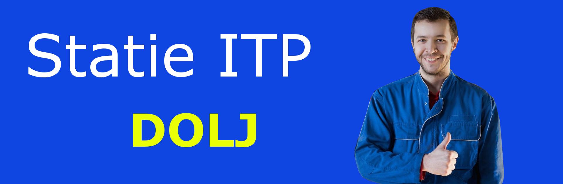 Banner ITP DOLJ