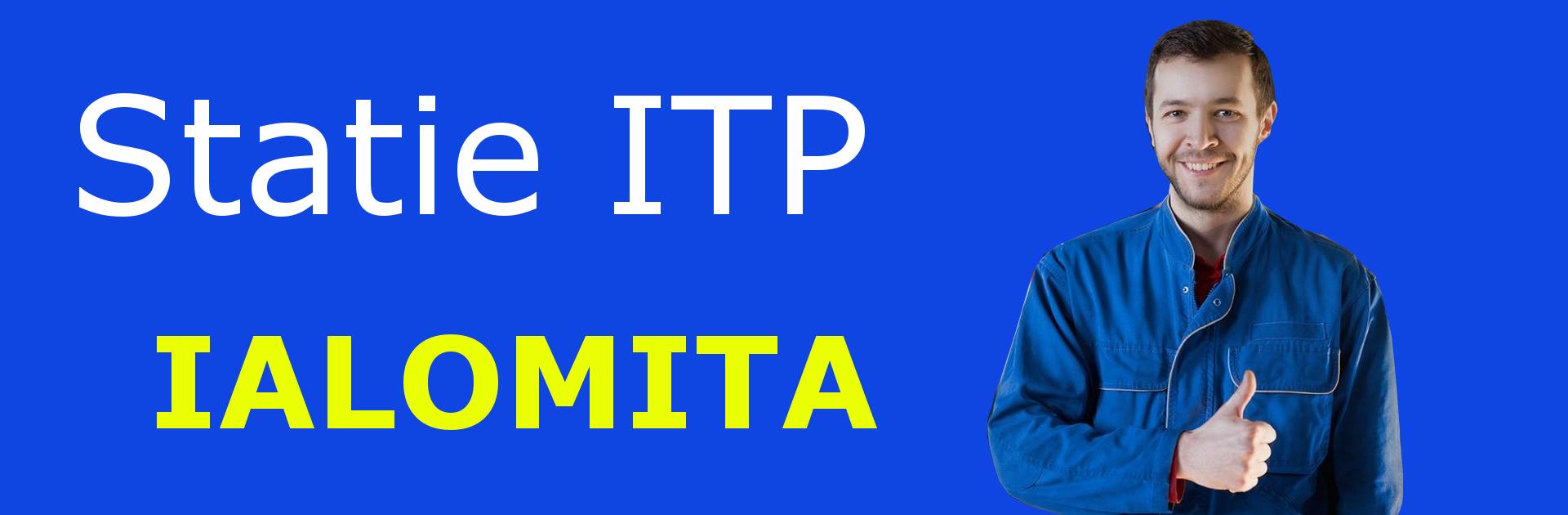 Banner ITP IALOMITA