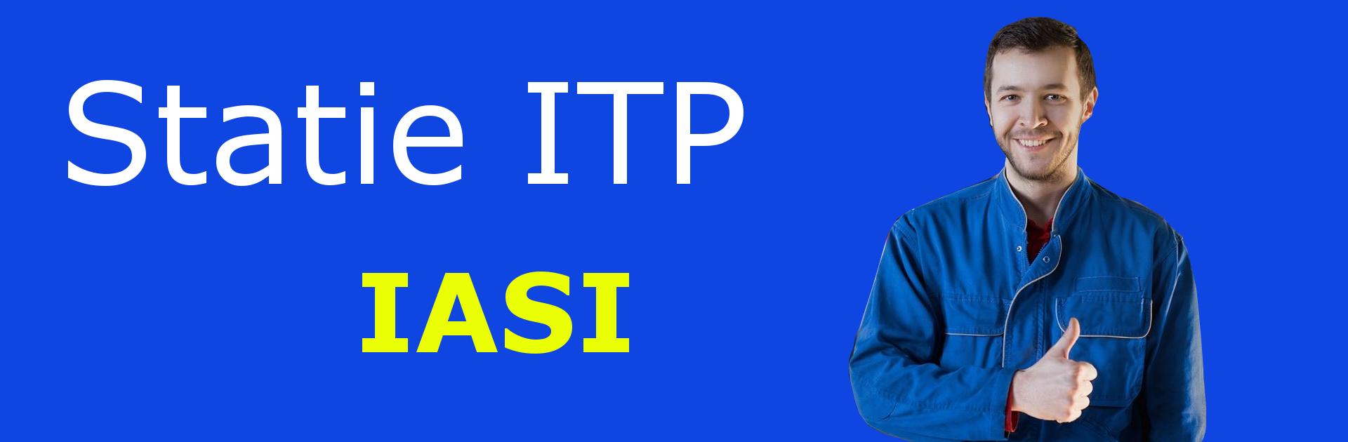 Banner ITP IASI