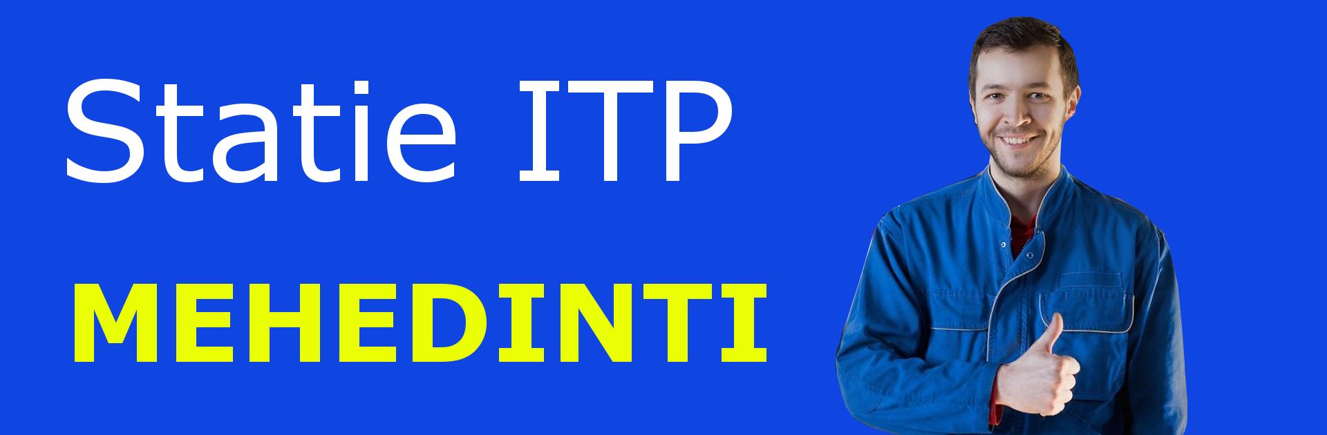Banner ITP MEHEDINTI