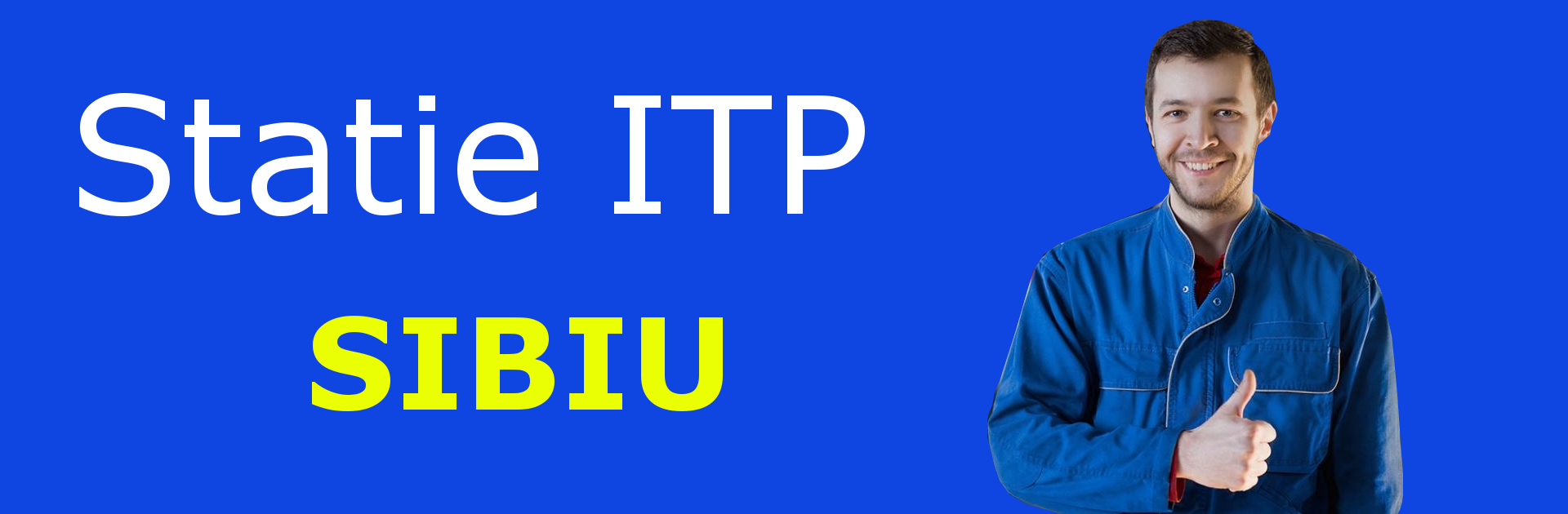 Banner ITP SIBIU