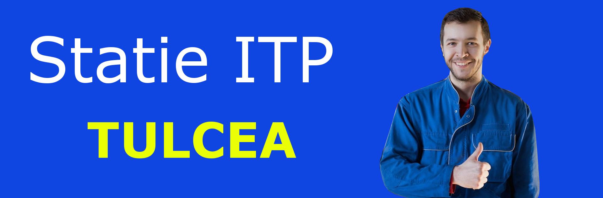 Banner ITP TULCEA