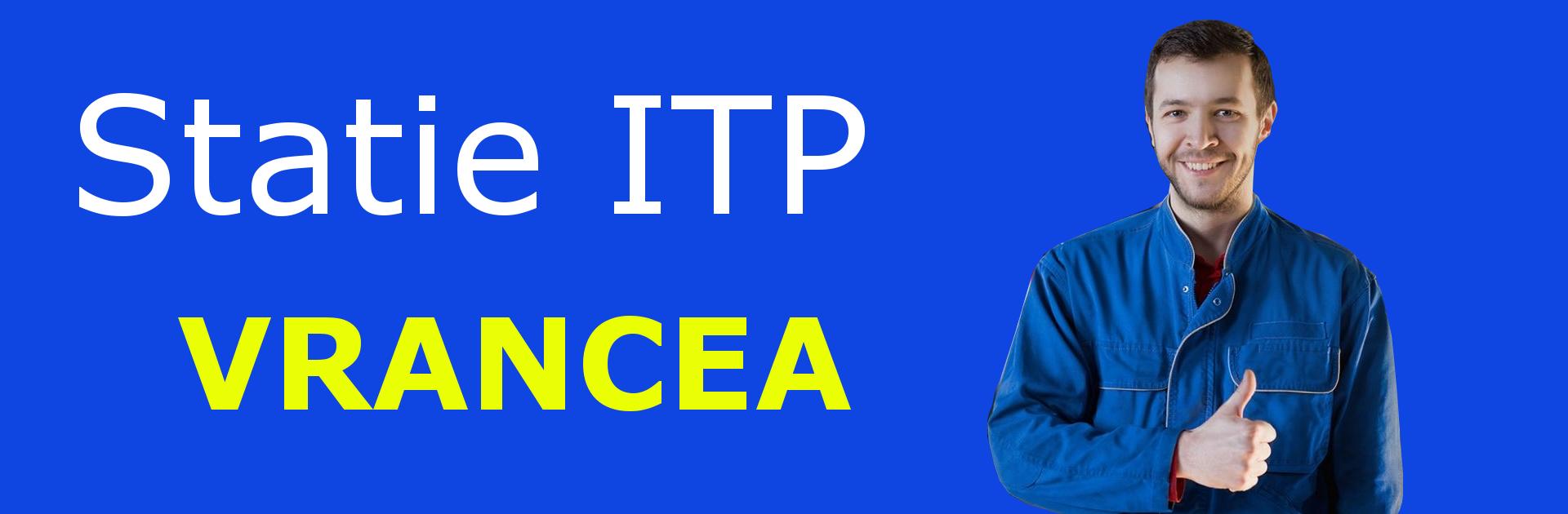 Banner ITP VRANCEA