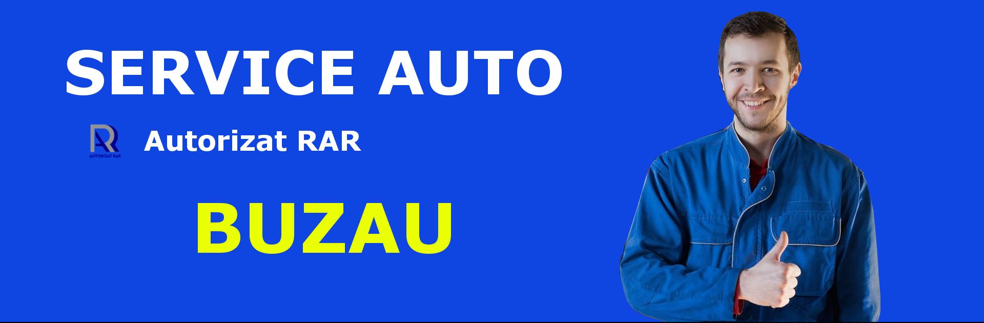 Banner service BUZAU
