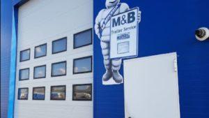 M & B TRAILERS SERVICE SRL-SAT LUNA DE SUS