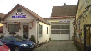 AUTO GLASS GENIK SRL - STR. MĂGHERANULUI