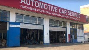 AUTOMOTIVE CAR SERVICE SRL - SPLAIUL INDEPENDENȚEI