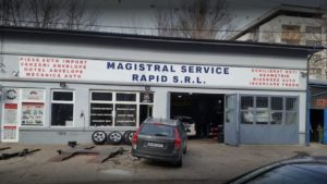 MAGISTRAL SERVICE RAPID S.R.L. - STR. BĂNEASA