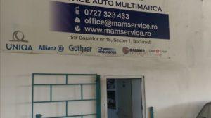 MAM AUTO SERVICE SRL - STR. CORALILOR