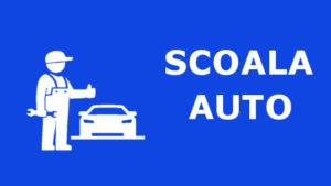 Scoala auto banner