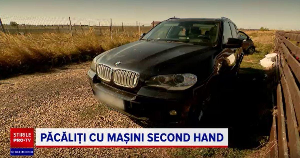 BMW X5 PRO TV inselaciune